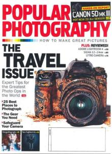 popular photo magazine subscription