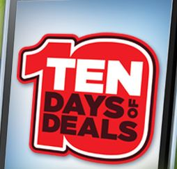 redbox codes 10 days of deals