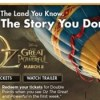 Oz The Great and Powerful, Starts 3/8! Up to 400 Points via Disney Movie Rewards