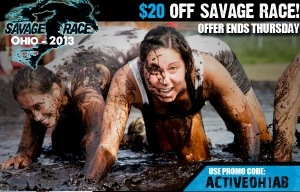 Savage race discount code