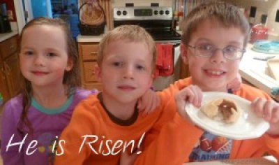Resurrection Rolls - Fun Way to Tell the Easter Story from MissiontoSave.com