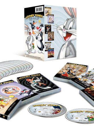 Looney Tunes Golden Collection DVDS