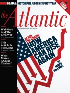 atlantic magazine subscription