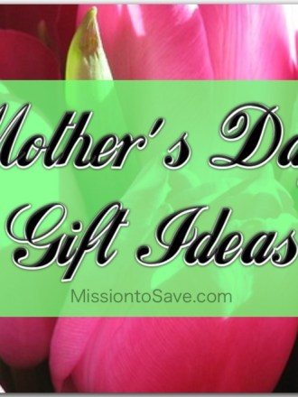 Mothers's Day Gift Ideas