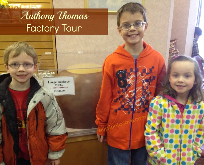 Anthony Thomas Factory Tour