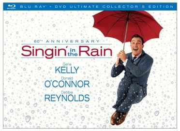 Singin in the Rain! I <3 Gene Kelly!