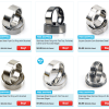 Men's Stainless Steel Rings for As Low as $3.99 Shipped!