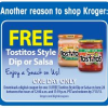 Free Tostitos Kroger Digital Coupon – Download Friday 6/28 Only