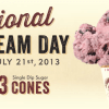 Graeter's National Ice Cream Day Deal