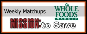 whole foods matchups