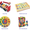Melissa and Doug Back on One Kings Lane (+ $15/$30 New Member Credit)