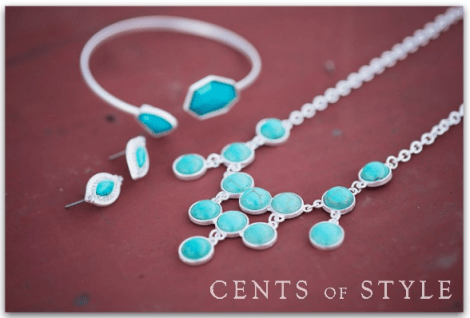TURQUOISE SALE on Cents of Style