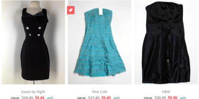 ThredUP Clearance on Dresses