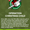 Operation Christmas Child Pack a Shoebox Jack! #ShoeboxSi