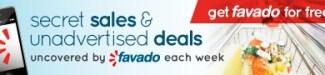 Favado Grocery App