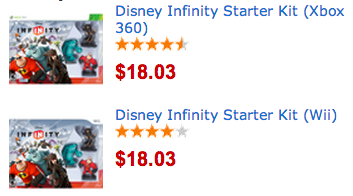 Disney Infinity Starter Set
