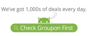 groupon promo code