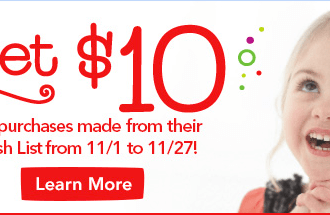 Toys R Us Holiday Promotions