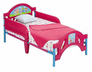 lalaloopsy toddler bed