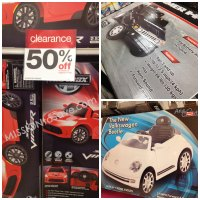 Power Wheels Target Toy Clearance