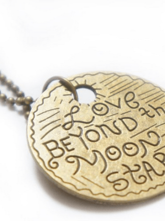 love beyond necklace