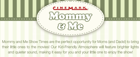 Mommy and Me Movies at Carriage Place