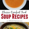 List of Winning Soup Recipes – For Souper Bowl or Comfort Food Meal