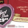 Max & Erma's Valentine's Day Perfect Date: Dinner for 2 Just $29.99!
