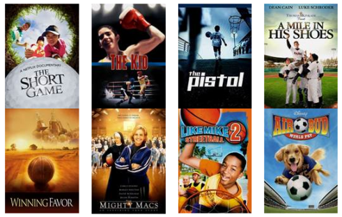 Sad Olympics Are Over? Cheer on Netflix Sports Movies
