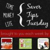 Saver Tips Tuesday (2/11/14 ) #SaverTips