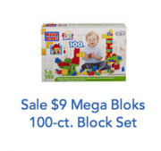 red hot deal mega blocks