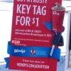 Lookout for Wendy's Free Frosty Key Tag!