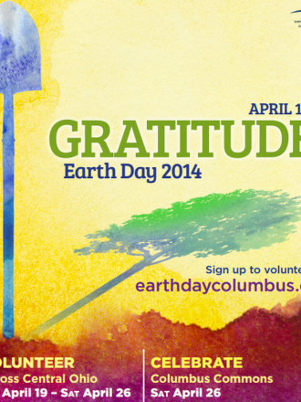 Columbus Earth Day Event