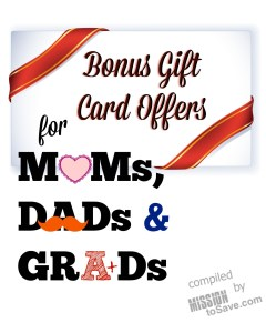 bonus gift card offers roundup