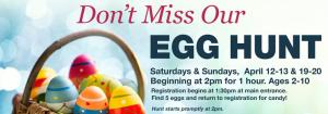 free egg hunt