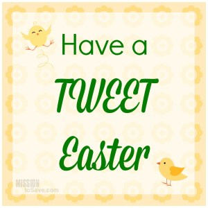 have a tweet easter printable tags