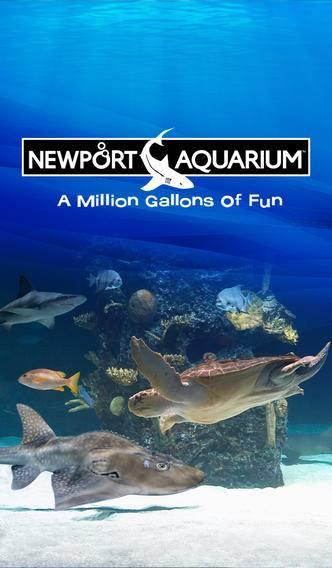 the newport aquarium in cincinnati