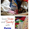 Purex No Sort Laundry Detergent – Saves Time and Sanity (Enter to Win too!)