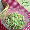 Broccoli Slaw Recipe- Perfect for Cookouts!
