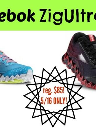 Sale on ZigUltra Youth Reebok
