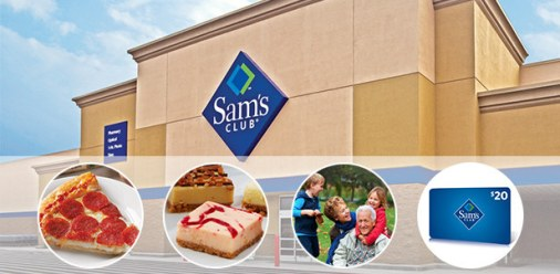 sam's club membership deal