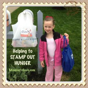 stamp out hunger missiontosave.com