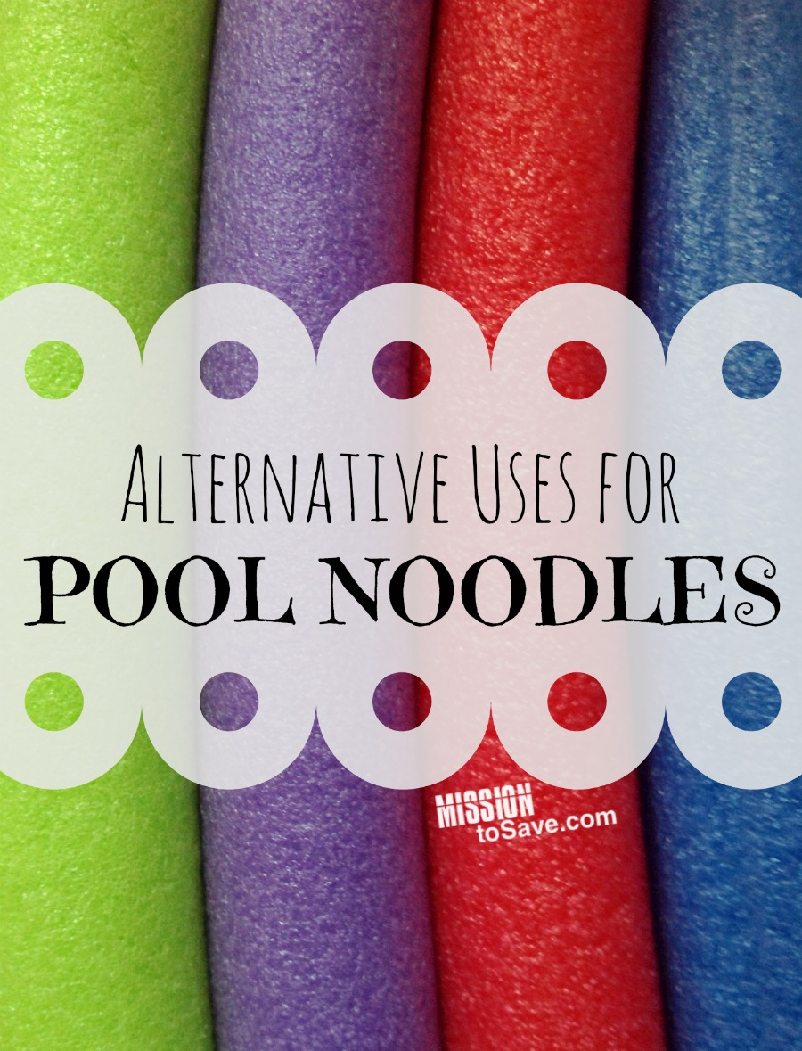 Alternate Uses For A Dining Room: Alternative Uses For Pool Noodles