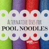 Alternative Uses for Pool Noodles Roundup – Creative DIY Fun!