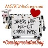 Free Food at Chick-fil-A Cow Appreciation Day 2019 (7/9/19)