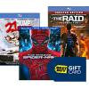 Buy 2 Movies get Free Best Buy Gift Card