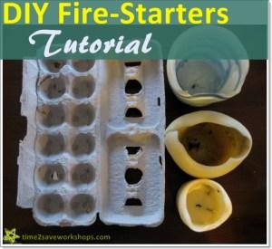 homemade-firestarters