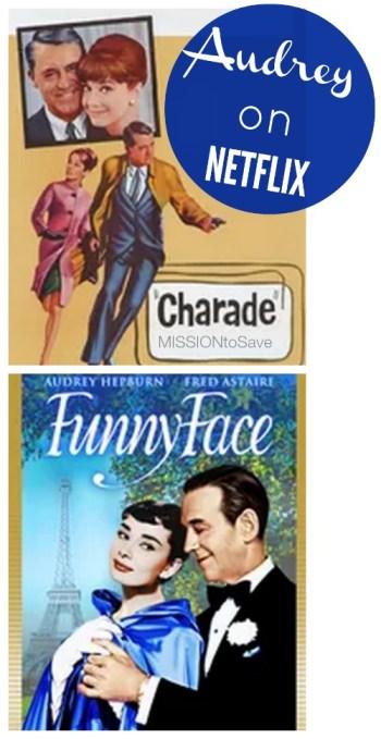 Audrey Hepburn on Netflix #StreamTeam