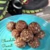 Chocolate Peanut Butter Energy Balls Recipe