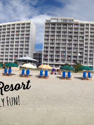 Crown Reef Resort Myrtle Beach